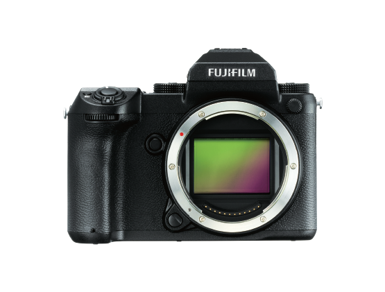 Fujifilm GFX 50s interview