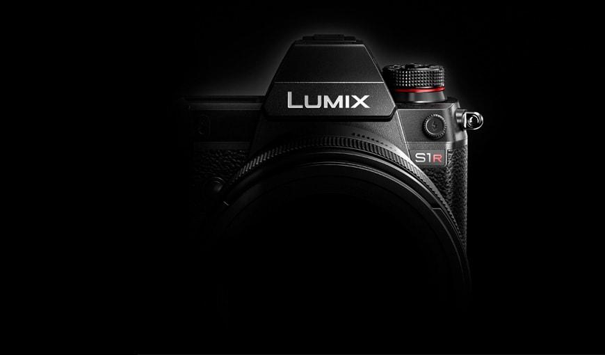 Panasonic Lumix S1 & S1R