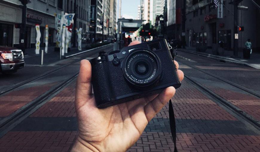 Review: Fujifilm X100f – Maarten Slooves