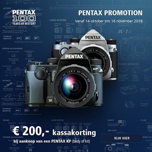 Pentax Winterpromotie