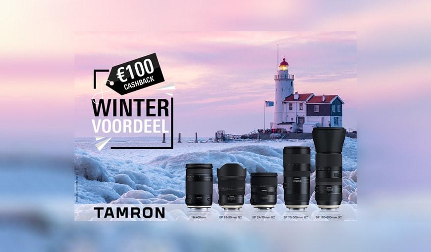 Tamron Winter voordeel