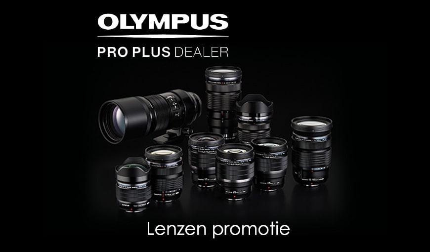 Olympus Lenspromotie