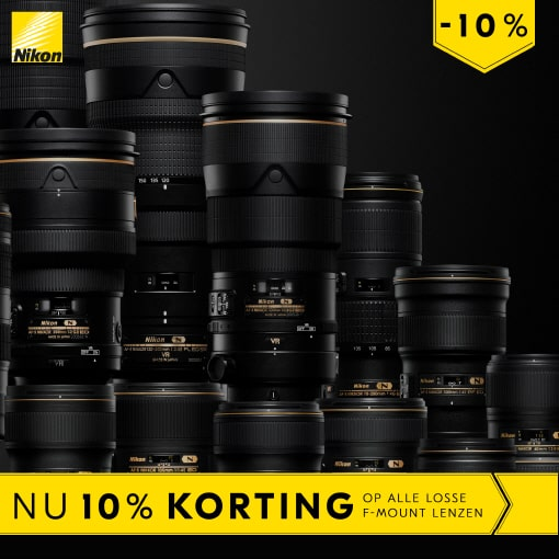 Nikon 10% Kassakorting