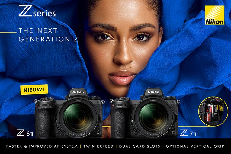 Nikon Z6II en Z7II