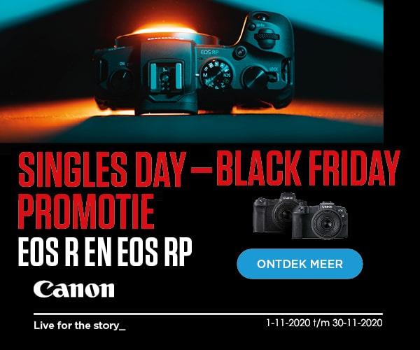 Canon Black Friday Promotie