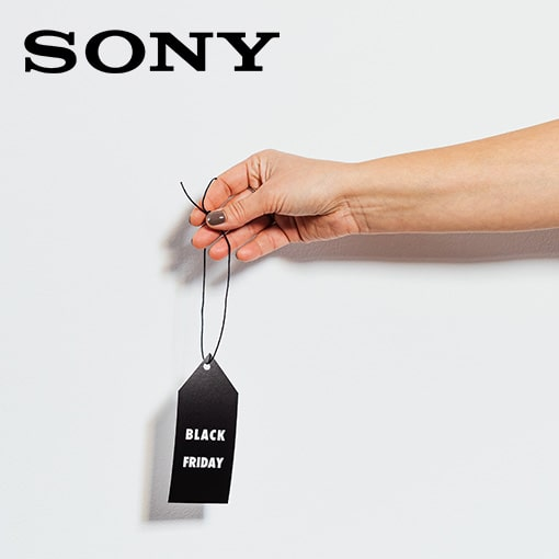 Sony Black Friday week