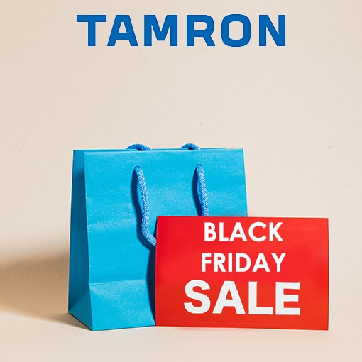 Tamron Black Friday