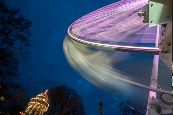 Deze foto is gemaakt door Jonas Borg met de LUMIX GX9. ISO200, 3.2 sec, F2.8