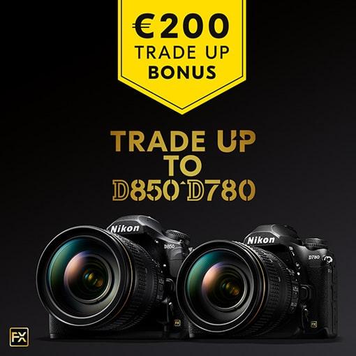 Nikon Trade Up Bonus