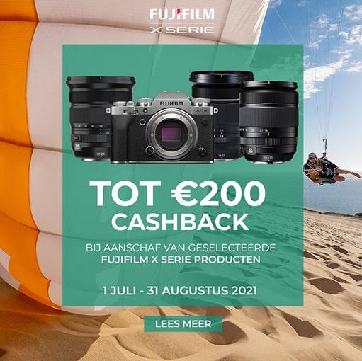Fujfilm Summer Cashback