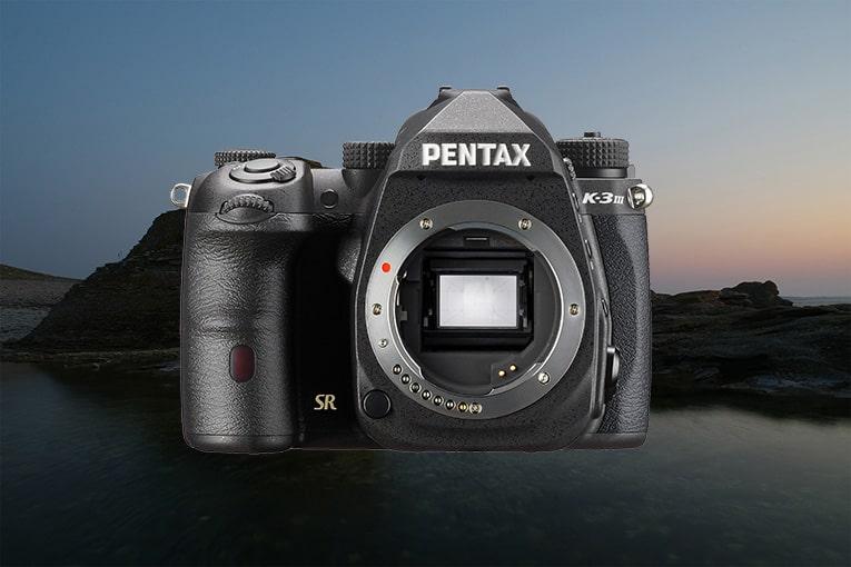 Pentax K3 III inruilkorting (31-10-21)