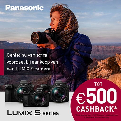 Panasonic Lumix S Cashback (31-12-21)