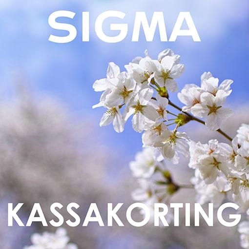 Sigma Kassakorting (30-11-21)