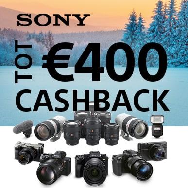 Sony Cashback (15-01-22)